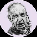 Portrait Peter Drucker
